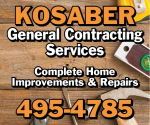 Kosaber General Contracting Services