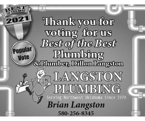 Langston Plumbing