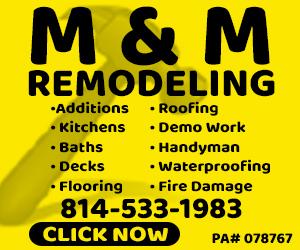 M & M REMODELING
