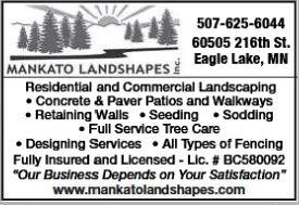 Mankato Landshapes Inc.