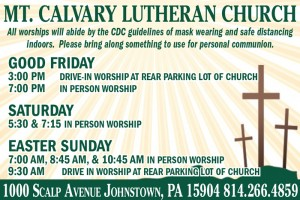 Mt. Calvary Lutheran Church