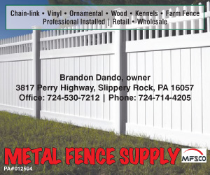 Metal Fence Supply