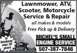 Michel's Small Engine Service