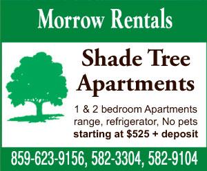 Morrow Rentals