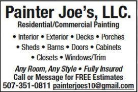Painter Joe's LLC.