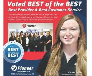 Pioneer Cellular - Woodward
