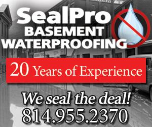 Seal Pro Basement Waterproofing