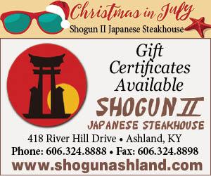 Shogun Japanese Steakhouse & Sushi