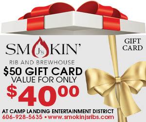 Smokin' J's Rib and Brewhouse
