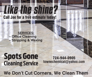 Spots Gone Cleaning Service