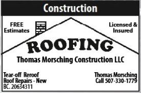 Thomas Morsching Construction LLC