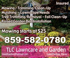TLC Lawncare and Garden