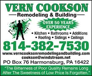 Vern Cookson Remodeling and Building