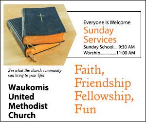 Waukomis United Methodist Church