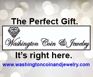 Washington Coin and Jewelry