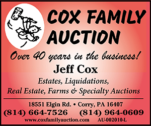 Cox Family Auctions