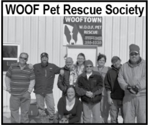 WOOF Pet Rescue Society Inc.