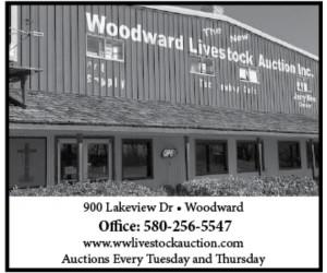 Woodward Livestock Auction Inc