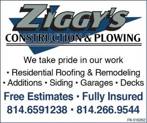 Ziggy's Construction & Plowing
