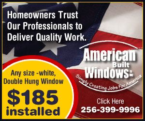 american built windows