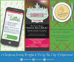 City of Kissimmee Festival of Lights