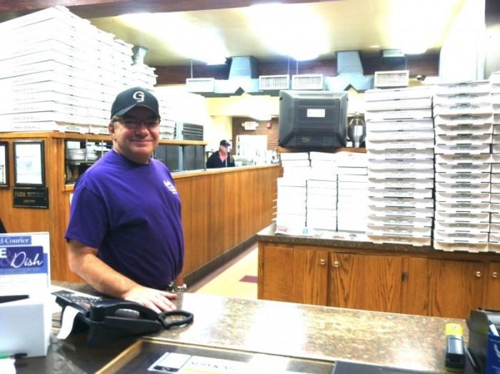 Cafe courier ohio