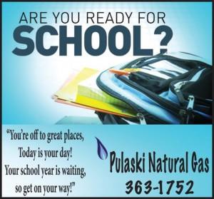 Pulaski Natural Gas