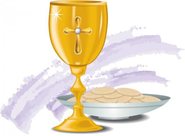 First communion host